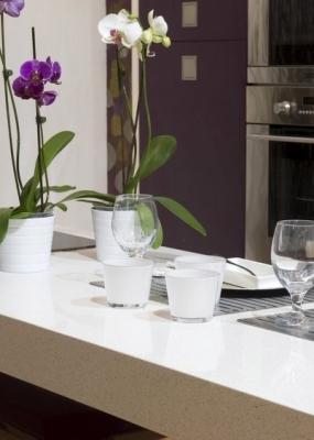 kitchen-cabinets-modern-purple-004-cq004-compac-snow-quartz-countertop